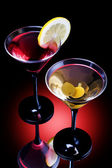 Classic martini — Stock Photo