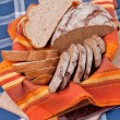 Bread assortment - Stock Photo