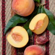 Peaches — Stock Photo #8584916