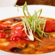minestrone soup — Stock Photo