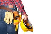 Bauarbeiter — Stockfoto