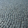 Cobbles in square — Stock Photo #10392807