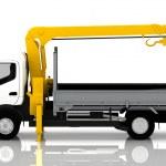Tow truck — Stock Photo #10077138