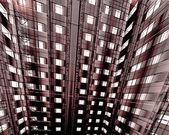 Moderno grattacielo — Foto Stock