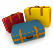 Suitcases - Stock Photo