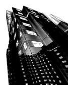 Streszczenie w nowoczesnym budynku — Zdjęcie stockowe