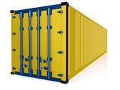 Cargo container — Стоковое фото