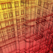 Стоковое фото: Abstract modern architecture background