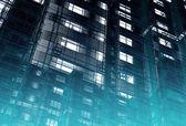 Abstract skyscraper — Stock Photo