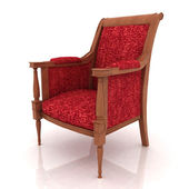 Vieille coude-chaise — Photo