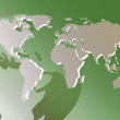 Global map — Stock Photo #8468713