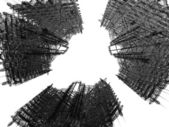Architettura moderna astratta — Foto Stock