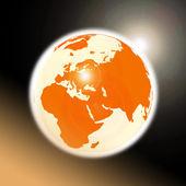 Globo del mundo — Foto de Stock