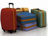 Suitcases — Stock Photo