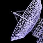 Satellite dish — Stock Photo #9246957