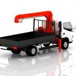 Tow truck — Stock Photo #9695300