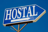 Hostal — Stock Photo