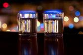 Shots at night — Stock Photo