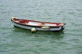 Boat in the sea — Stock Photo