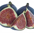 Group of figs - 图库照片