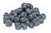 A heap of blueberries — Stockfoto