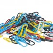 Paperclips — Stock Photo
