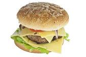 Custom made Cheeseburger — Photo
