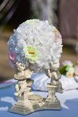 Wedding angels — Stock Photo