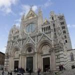 Siena. Duomo di Siena — Stock Photo #8509570