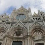 Siena. Duomo di Siena — Stock Photo #8509619