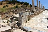 The ancient Town of Ephesus — Stock Photo
