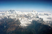Everest,the Himalayan Mountains — Stock Photo