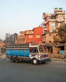 Nepal van — Stock Photo