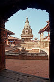 Bhaktapur Durbar Square — Stock Photo
