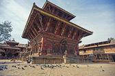 Nepal,Changu Narayan temple — Stock Photo
