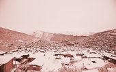 Chiny sichuan daxian kolor, wuming Buddyjski Instytut — Zdjęcie stockowe