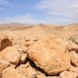 Judean desert - Stock Photo