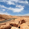 judean desert — Stock Photo