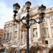 Fountain Trevi — Stock Photo #8356436