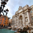 Fountain Trevi — Stock Photo #8356495