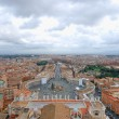 View of Rome — Foto de Stock