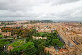 Utsikt över rom — Stockfoto