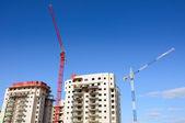 Nueva construcción — Foto de Stock