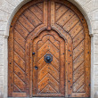 Wooden door — Stock Photo #8623493