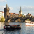 Vltava — Stock Photo
