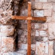 Wooden cross — Stock Photo #9050462
