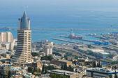 Haifa city — Stock Photo