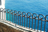 Dekoratif çit — Stok fotoğraf