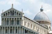 Fragment of Pisa Basilica — Zdjęcie stockowe