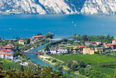 Lake Garda — Stock Photo